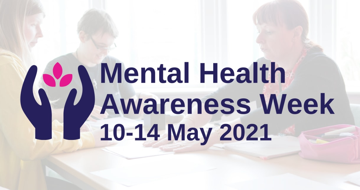 Mental Health Awareness Week  - Training Offer